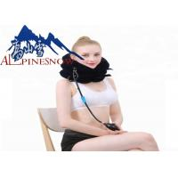 China Medical Equipment 3 Layers Air Neck Traction Relive Pain Cervical Neck Traction Device on sale