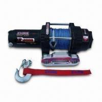 Best Electric Winch with 4,000lbs for UTV on Off-road Line wholesale