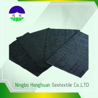 Best Recycled/Virgin PP 160kN  Split Film Woven Geotextile For Railway Project 740gsm wholesale