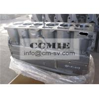 High Performance Shangchai Diesel Engine Cylinder Head for Heavy Duty Truck