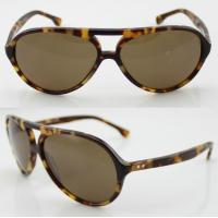 Best Lightweight Acetate Frame Sunglasses With UV Protection Function wholesale