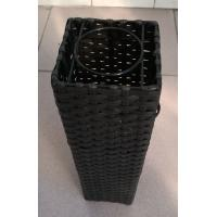 Best China made Eco-friendly rattan lighting decoration cover, square rattan lampshade wholesale