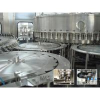 Buy cheap PET Bottle Water Filling Machines Bottling Line With Plastic Screw Cap product