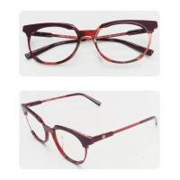 Best optical glass , Accetate,Wine Red, Siliver,optical frame,eyewear frame wholesale