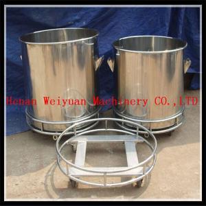 China Sanitary Stainless Steel Storage Tank/Vessel Pressure Tank/olive oil tank on sale