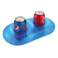 Best Popular PVC Beach Bum Inflatable Drink Can Holder,promotional gifts wholesale
