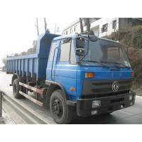 China 2010 Year Used Dump Truck 190hp Automatic Dump For Loading Heavy Goods on sale
