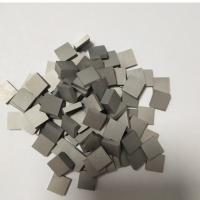 China Customize Longtime Tungsten Carbide Block Square Cemented Carbide Tip For Stone on sale