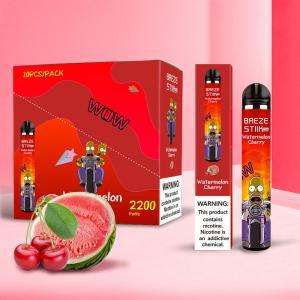 Best 2ml 400mAh 400 Puffs Disposable Vape Pen Air Switch Fruits Flavor wholesale