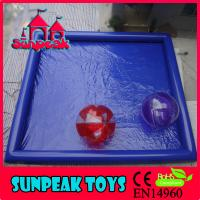 Best P-0207 Inflatable Pool Chinese Custom Inflatable Pool Toys wholesale