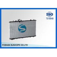 Best 2 Row Suzuki Sx4 Radiator 26MT 736X47.5mm Tank Mechanical Fans High Efficiency 17700-79J00 wholesale