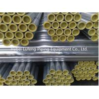 Best STPA12 aluminized steel exhaust pipe/STPA22 mild steel round pipe price/A335-P9 lsaw steel pipe wholesale