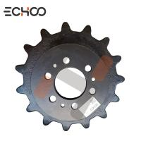Buy cheap bobcat T190 sprocket CTL 7165111 drive sprocket echoo professional undercarriage from wholesalers