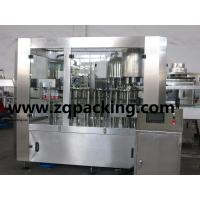 China Automatic bottling filling production line on sale
