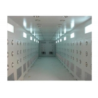 Best 30 m/s Air Shower Tunnel For Goods Powder Coated Steel SUS Cabinet wholesale