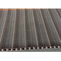 Best 304SS Chain Wire Mesh Belts / Chain Conveyor Belts For Noodles Drying Machine wholesale