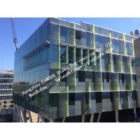 Best Double Glass Solar Modules Component Photovoltaic Façade Curtain Wall Solar Cell Electric PV Systems wholesale