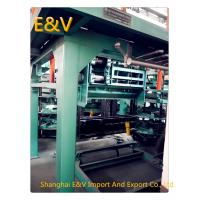 Automatic Traction Continue Casting Machine 350 Kwh/Ton For Copper Bar