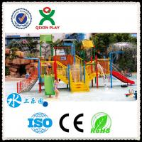 Best China Manufacturer Used Kids Large Water Park Equipment for Sale QX-080A wholesale