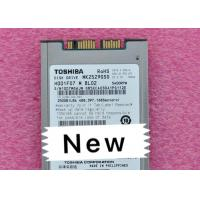 China 250G Micro SATA Toshiba Laptop Hard Drive 1.8 Inch Serial Port MK2529GSG HDD1F07 on sale