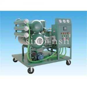 China Sino-nsh VFD transformer Oil Recycling plant on sale