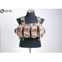 Buy cheap Soft Nylon Velcro Military Body Armor Side Protection Level 3 Level 4 External from wholesalers
