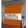 Buy cheap Industrial PVC High Speed Shutter Doors/Fast shutter Door from wholesalers