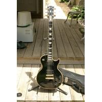 China Rare Gibson Les Paul Custom Classic Guitar 2007 w  Case on sale