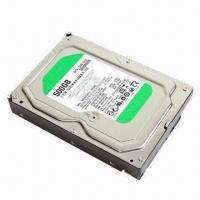Best 3.5-inch 500GB Hard Drive, Western Digital RE4 WD5003ABYX SATA2 with 7,200rpm Speed and 64MB Cache wholesale