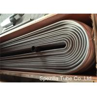 Best ASTM A688 TP304 Bright Annealed Stainless Steel Tube Welded U Shaped Pipe wholesale