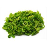 Cheap Dehydrated cabbages15x15mm,2017 new crop with bright green colour for sale