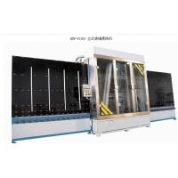 Best Automated Vertical Glass Washing Machine With Special Brushes Electrostatic Painted wholesale