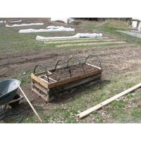 Best three tiers golden cold frame wholesale