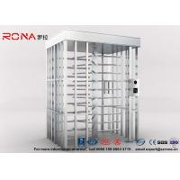 Best Single Channel Full High Turnstile High Security Turnstile with 304 Stainless Steel Housing wholesale