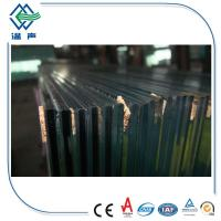 China 33.1 44.1 55.1 66.1 Laminated security glass with Excellent sound damping on sale