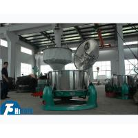 Best Two Phase Industrial Basket Centrifuge SD Intermittent Operated For Hemp Oil wholesale