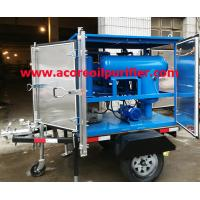 Best Mobile Transformer Oil Purification Plant Company,Oil Treatment Machine Manufacturer wholesale