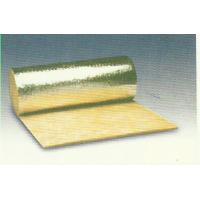 Best Thermal Rockwool Insulation Blanket Flexible Faced With Aluminum Foil wholesale