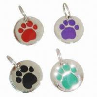 Best Dog ID Tags, Made of Metal wholesale