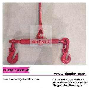 China 5/16-3/8'' Ratchet Load Binder,chain binder on sale