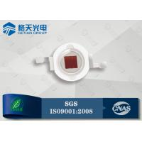 Best Pure Gold Wire Soldere Infrared LED 850nm High Power Color LED for Detecting & Medical Using wholesale