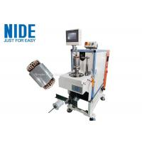 China Semi Automatic Lace Machine Middle Size Single Working Station CCC Certificate on sale