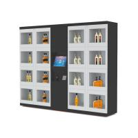 Best Fully Automatic Industrial Vending Lockers Machine with 15 LCD Touch Screen wholesale
