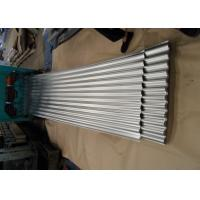 Best Galvanized Corrugated Roofing Sheets , Corrugated Steel Roof Panel For Wall wholesale