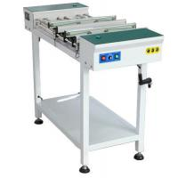 Best PCB Double Rail SMT Conveyor 500MM 1000MM With A Circuit Board Detection Mode wholesale