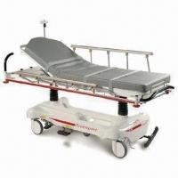 China Hospital Patient Transport Trolley/Stretcher for Labor-saving and Convenient Transport Efficiency on sale