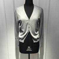 Best Perfect Softness Womens White Cardigan Sweater With Pockets BGAX013 wholesale