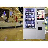 China High End Elevator Wine Vending Machine , Drink Vending Machine With Remote Control System on sale