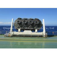 Best High Pressure Resistant Marine Rubber Fender Wharf Inflatable Rubber Fenders For Boat / Port wholesale