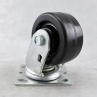 Best 4 Inch High Temperature Casters / Roller Bearing High Temp Caster Wheels wholesale